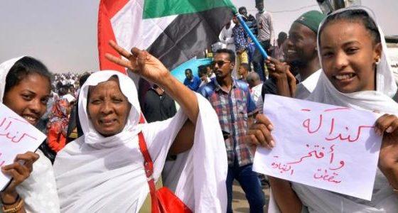 'De Soedanese vrouw is een voorbeeld van weerstand en vrijheid'