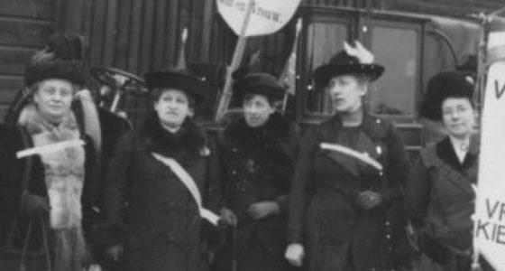 Honderd jaar vrouwenkiesrecht in Nederland