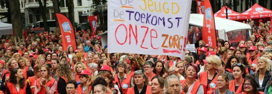 Laura Tijsen: 'Marktwerking moet weg uit de zorg'