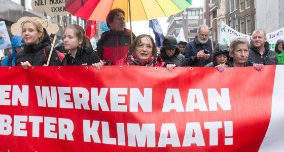 Vakbonden scharen zich achter klimaatstaking - wanneer volgt de FNV?