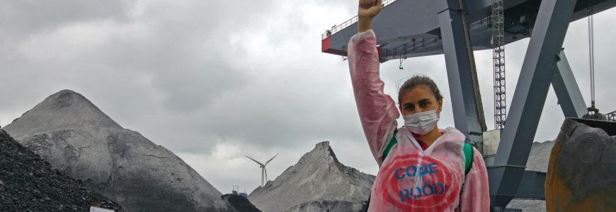 Dagschool over kapitalisme en de klimaatcrisis