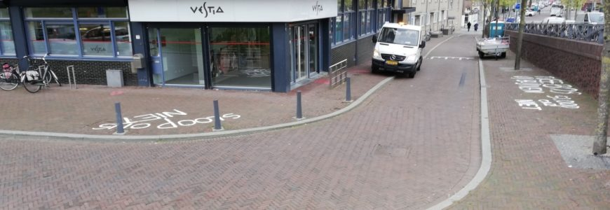 Rotterdam sloopt armen de stad uit
