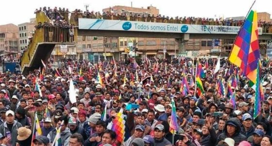 Staatsterreur na extreemrechtse coup in Bolivia