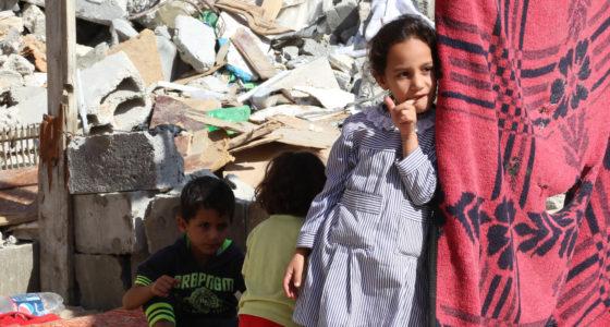 Israël doodt meer dan 30 Palestijnen in een bloedige aanval op Gaza
