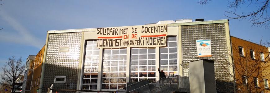 Amsterdam Nieuw West: scholen dicht om lerarentekort