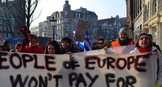 Hoekstra's neoliberale en koloniale europolitiek