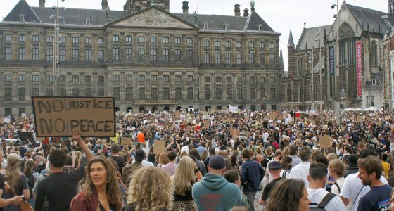 Opstand VS geeft antiracisme in Nederland impuls