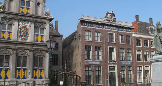 Een standbeeld voor 'bloedhond' Jan Pieterszoon Coen