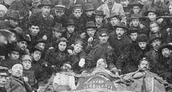 Tussen hoop en vrees – Antisemitisme en de Russische Revolutie