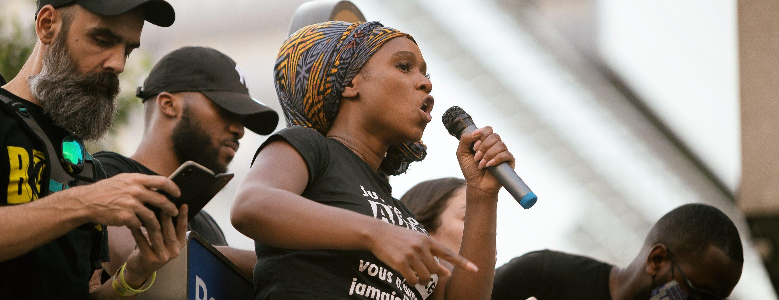 Frankrijk: Massaprotest tegen politiegeweld