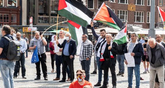 INGEZONDEN: Free Palestine!