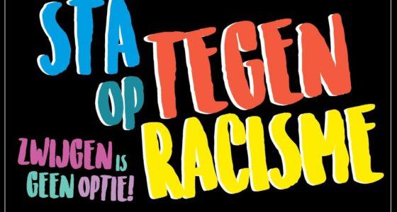 Demonstreer mee: Sta op tegen racisme!