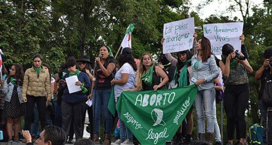 Argentijnse feministen boeken belangrijke overwinning
