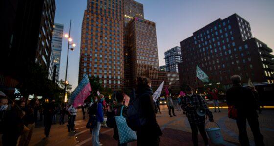 Ecologisch leninisme en de oorlog tegen klimaatontwrichting
