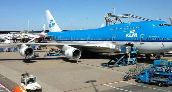 Vliegensvlugge chantage door KLM
