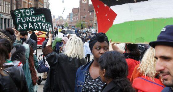 Palestijnen verenigd door strijd
