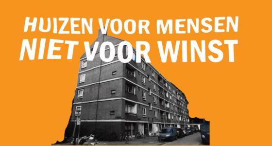 Stop gentrificatie Nieuw-West