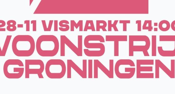 Woonstrijd Groningen